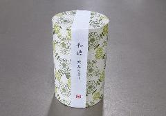 ■和遊 緑茶の香り ミニ寸線香 【カメヤマ】