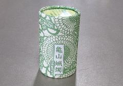 ■和遊 植物原料配合 10分蝋燭 【カメヤマ】