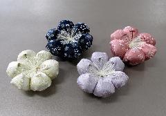 ●花形リン布団 2.0号 かのん パープル