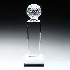 ◆CR-7クリスタル CR−7 大 サンド彫刻 地球・ゴルフ・野球・サッカー・バレー・バスケット・テニス