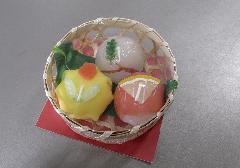 ■手まり寿司キャンドル 故人の好物ローソク 【カメヤマ】