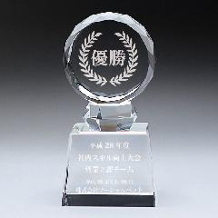 ◆CR-31クリスタル CR−31 大 サンド彫刻