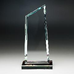 ★WCR-37クリスタル位牌 WCR−37 大 サンド彫刻
