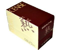 ◇煙の少ないお線香 ルームインセンス 熟 (120g) 【玉初堂】