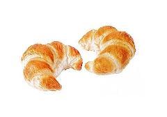 ◇パン模型 クロワッサン 2個