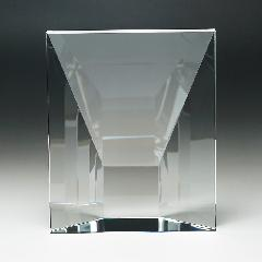 ★DP-18クリスタル位牌 DP−18 小 サンド彫刻