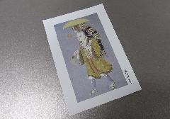 ☆仏画ポストカード H50 三蔵法師玄奘