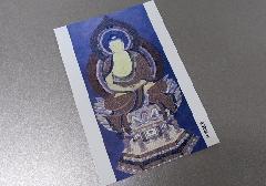 ☆仏画ポストカード H03 釈迦如来 ※訳アリ品