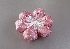 ★花形リン布団 3.0号 かのん ピンク