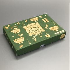 ★TEA TIME GREEN TEA 緑茶の香りのお線香 ハーフ寸 【丸叶むらた】