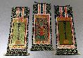 ●仏壇用掛軸 オリジナル 浄土真宗本願寺派(西)字 三幅 25×11.5�