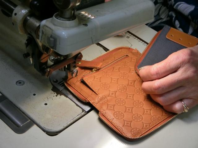 袋物製造のシマヅ工芸