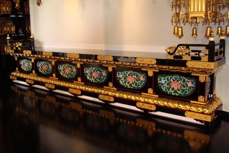 19尺 和様型須弥壇