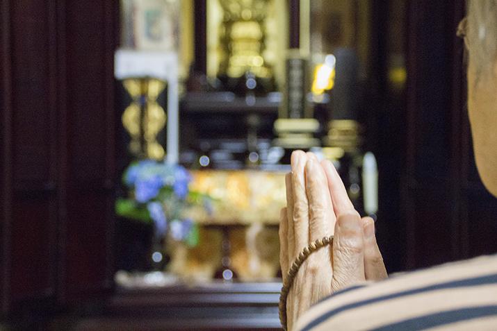 お仏壇の必要性