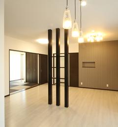 床・天井の貼り替え