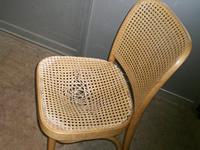 座面が破れてしまいました。