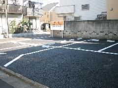 杉並区 駐車場工事