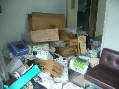 足立区 事務所 ゴミ屋敷の清掃・片づけ