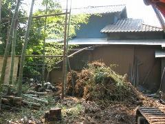 新座市大和田 竹・樹木伐採