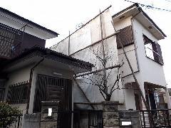 東京都東久留米市 住宅取り壊し工事