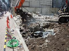 東京都千代田区神田 建物解体後の産業廃棄物処理