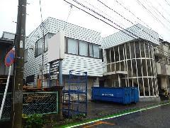 埼玉県東所沢市 建物解体工事