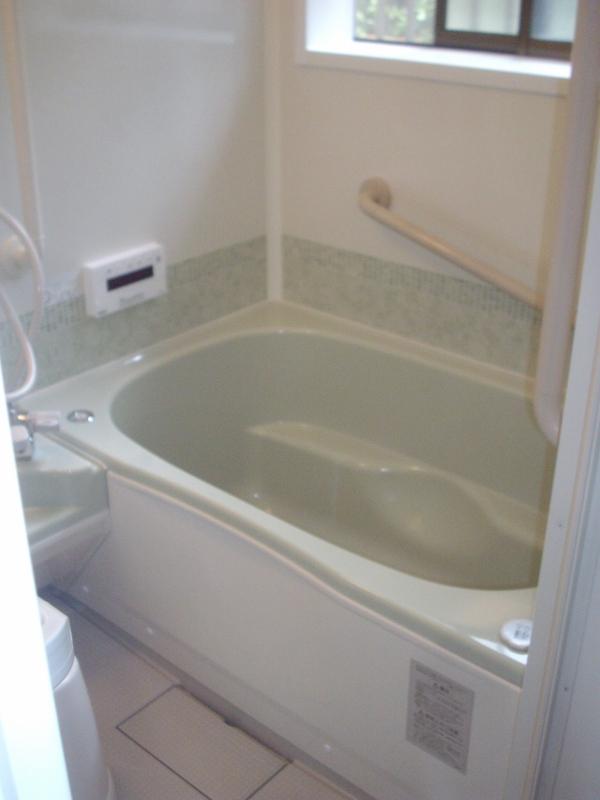 昔ながらのお風呂が大変身