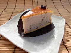 あずきのチーズケーキ
