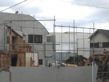 戸建ての解体
