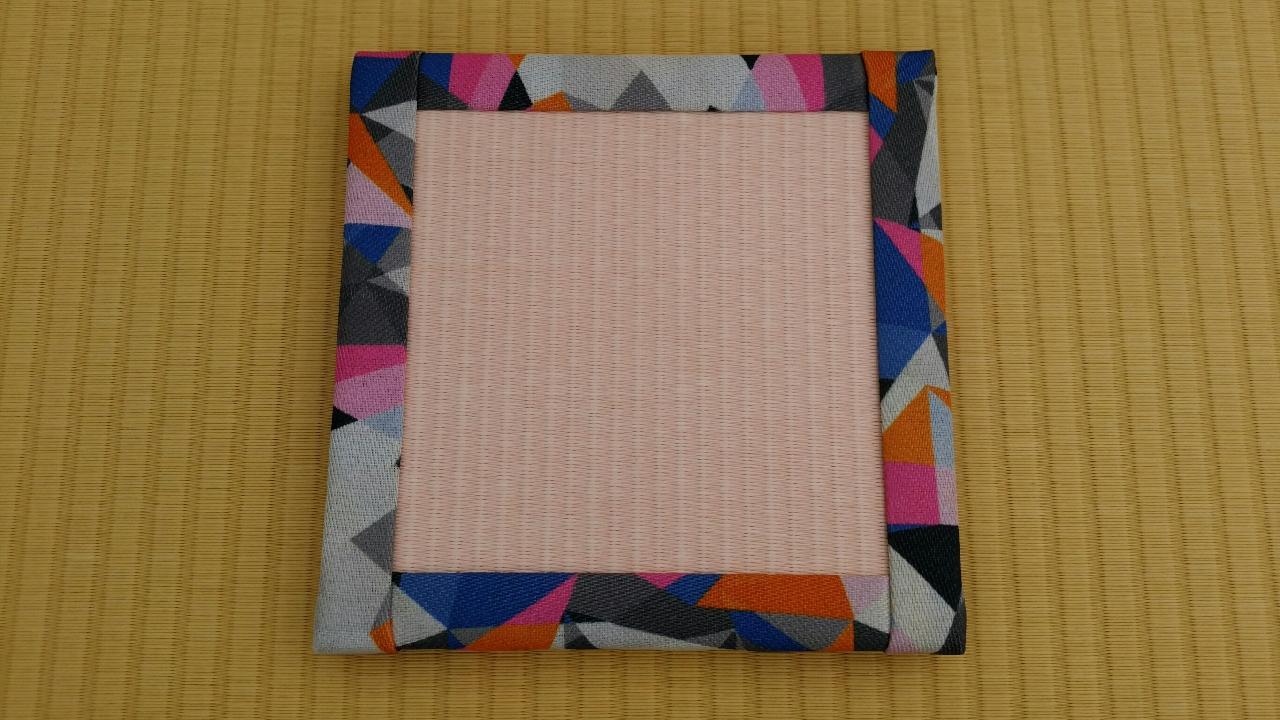 縁 彩羽 和紙表(薄桜色)