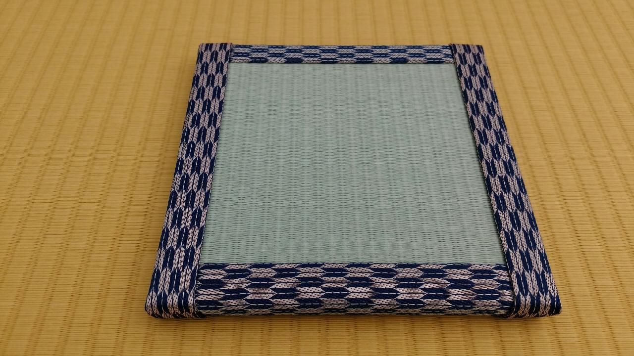 縁 イナセ 和紙表(青磁色)