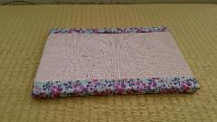 縁 彩羽(ピンク) 和紙表(薄桜色) 長型