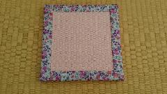 縁 彩羽(ピンク) 和紙表(薄桜色)