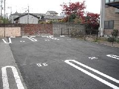 【京都府 京都市】駐車場舗装工事