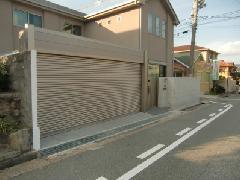 【兵庫県 宝塚市】K邸新築外構工事
