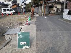 【京都市 西京区】駐車場整備工事