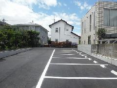 【京都府宇治市】A邸駐車場工事