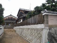 【京都市伏見区】O邸擁壁工事