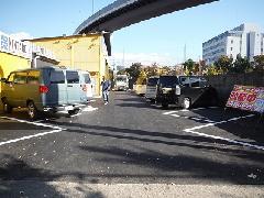【京都市南区】駐車場舗装工事