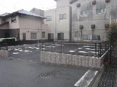 【京都市中京区】駐車場舗装工事