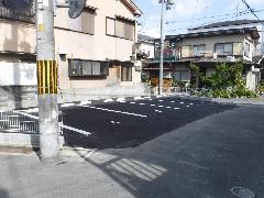 【駐車場設備工事】