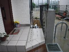 S邸外構整備工事