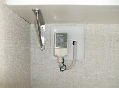 地優賃 浴槽コンセント工事