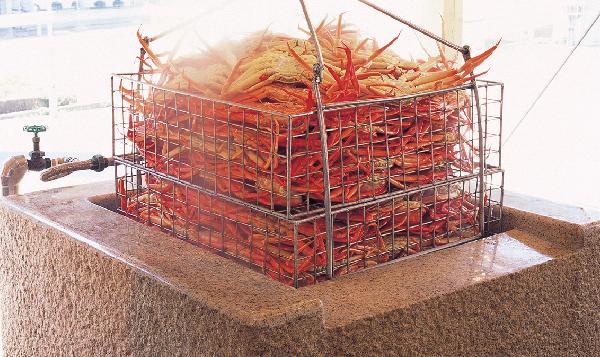3トンの石釜