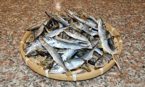 サバ 煮干 (1kg)