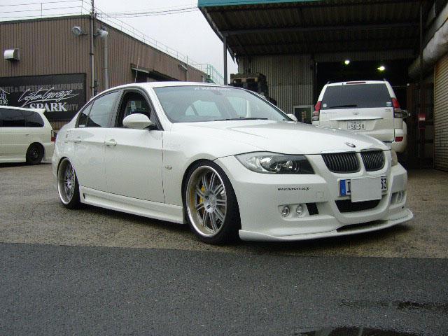 BMW bmw 3シリーズ クーペ カスタム : garage-spark.jp