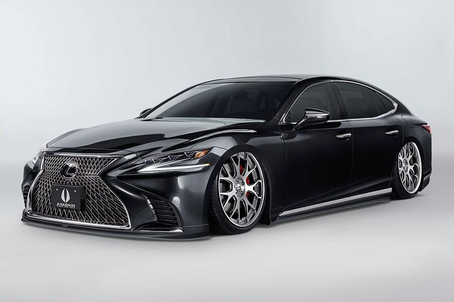 レクサス LS AIMGAIN 純VIP EXE 新車コンプリートカー販売