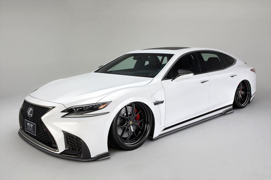 レクサス LS AIMGAIN 純VIP SPORT 新車コンプリートカー販売