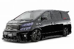 ヴェルファイア 2.4Z 7人乗り SEVENエアロ 新車コンプリートカー販売