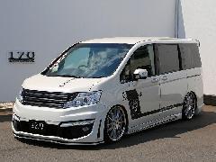 ステップワゴン スパーダZクールスピリット ジュールバンパーエアロ 新車コンプリートカー販売